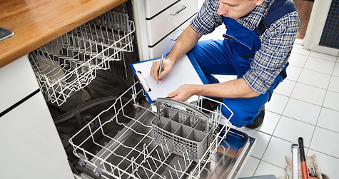 Dacor and Wolf Dishwasher Repair in Las Vegas